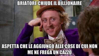 [Esplora il significato del termine: «Investirò all'estero, tanto in l'Italia se possiedi una barca e arrivi in porto per attraccare, o sei un bandito o sei un ladro»] «Investirò all'estero, tanto in l'Italia se possiedi una barca e arrivi in porto per attraccare, o sei un bandito o sei un ladro»